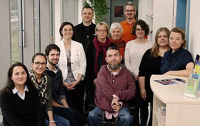 Teamfoto (Quelle: Universität Paderborn, Cinderella Welz)
