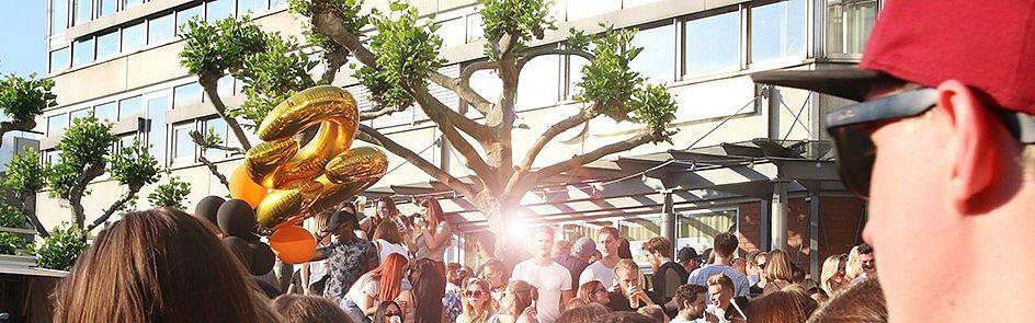 Herzlich willkommen zum AStA-Sommerfestival 2018 an der Universität Paderborn.