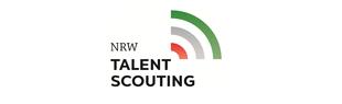 Logo Talentscouting (Quelle: https://nrw-talentzentrum.de/)