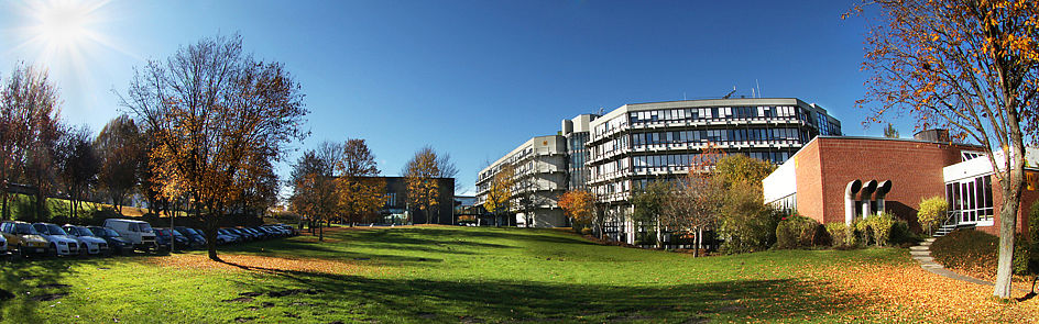 Seit 45 Jahren gibt es den Hochschulstandort und den Campus der Universität Paderborn.