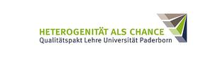 Logo Heterogenität als Chance (Quelle: http://www.qualitaetspakt-lehre.de/)