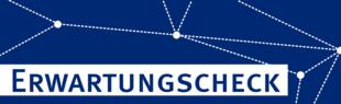 Erwartungscheck, Grafik: ZSB, Universität Paderborn.