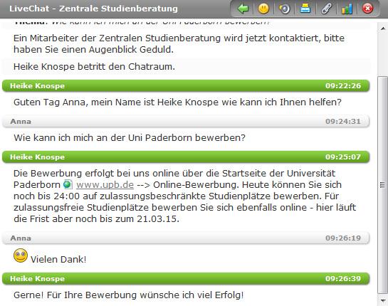 dating ohne anmeldung Paderborn