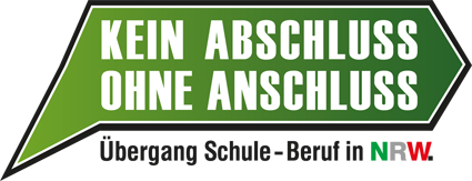 Das Bild zeigt das Logo von Kein Abschluss ohne Anschluss (Quelle: www.kaoa-praxis.de)